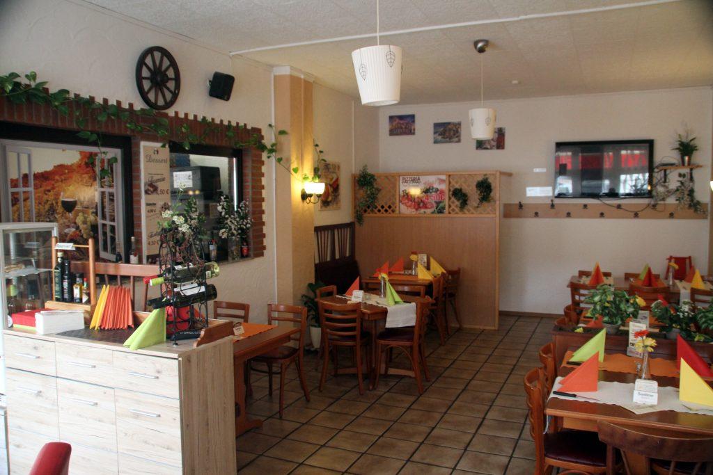 "Pizzeria da Gino ""La Terrazza"" – Hast Du Hunger"
